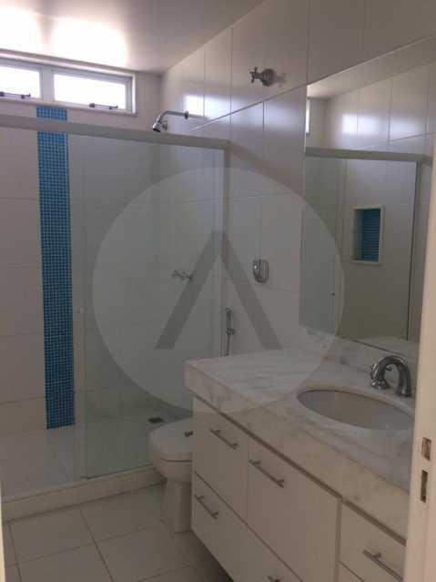 26 Casa Condomínio Piratining - Imobiliária Agatê Imóveis vende Casa Duplex em Condomínio de 440 m² Piratininga - Niterói. - HTCN50021 - 27