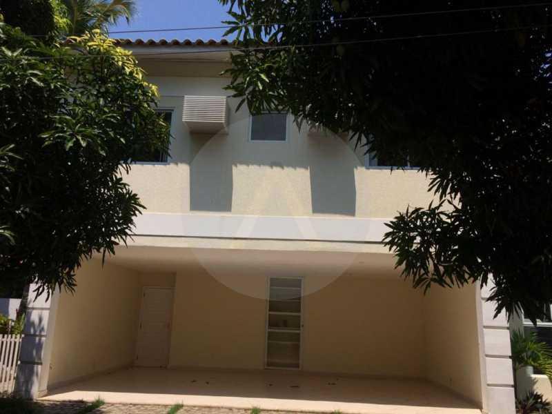 30 Casa Condomínio Piratining - Imobiliária Agatê Imóveis vende Casa Duplex em Condomínio de 440 m² Piratininga - Niterói. - HTCN50021 - 31