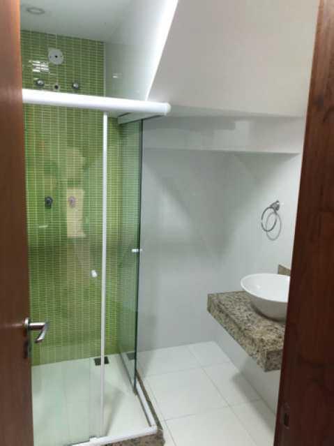 casa mini condominio bairro pe - Imobiliária Agate imóveis vende linda casa em mini condominio Itaipu - Niterói - HTCN40084 - 4