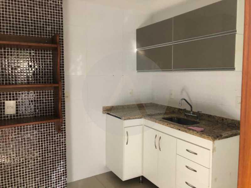 casa mini condominio bairro pe - Imobiliária Agate imóveis vende linda casa em mini condominio Itaipu - Niterói - HTCN40084 - 5