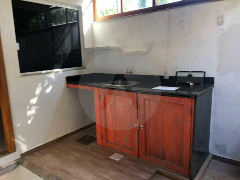 casa mini condominio bairro pe - Imobiliária Agate imóveis vende linda casa em mini condominio Itaipu - Niterói - HTCN40084 - 7