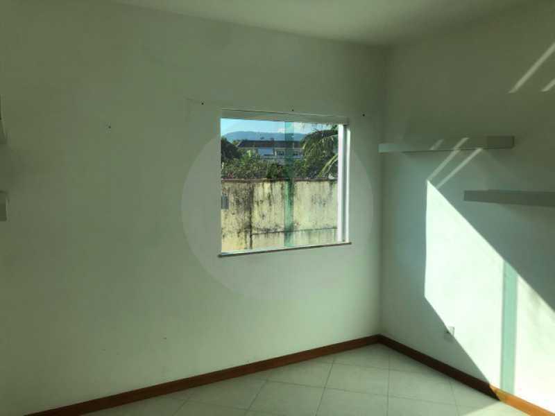 casa mini condominio bairro pe - Imobiliária Agate imóveis vende linda casa em mini condominio Itaipu - Niterói - HTCN40084 - 8