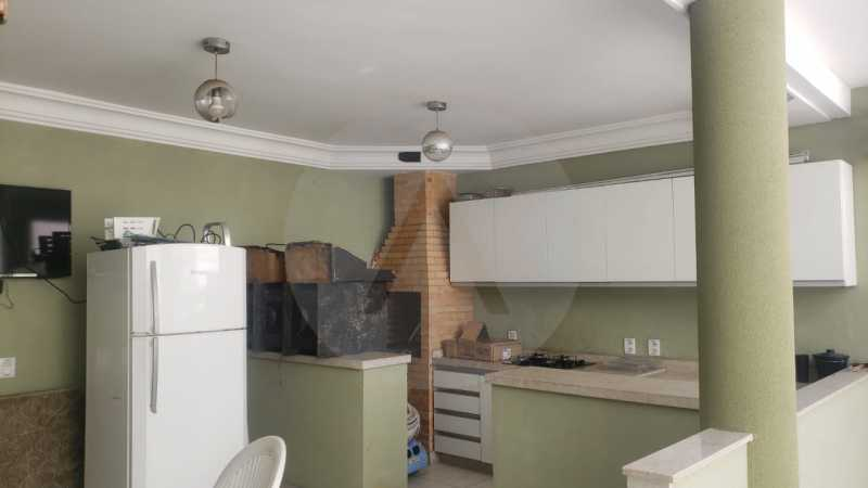 casa rua santander itaipu 03 - Imobiliária Agatê Imóveis vende excelente Casa Duplex Itaipu - Niterói - HTCA30259 - 4