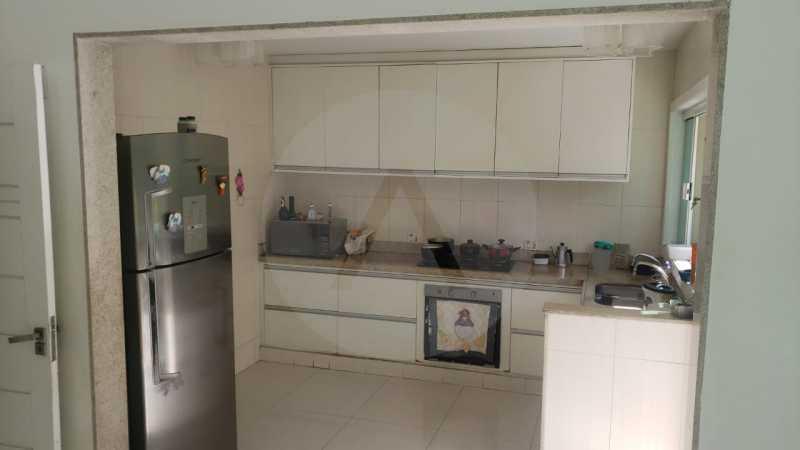 casa rua santander itaipu 05 - Imobiliária Agatê Imóveis vende excelente Casa Duplex Itaipu - Niterói - HTCA30259 - 6
