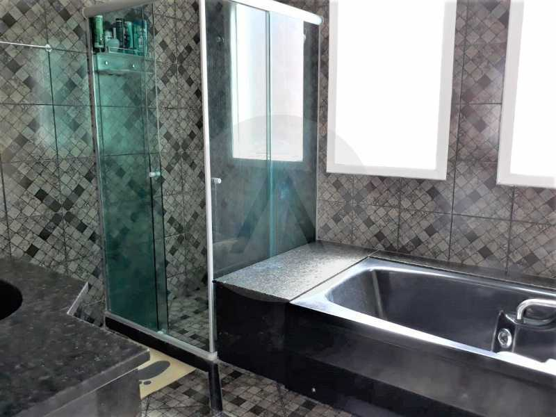 6 Casa Condomínio Itaipu. - Imobiliária Agate Imóveis vende belíssima casa em condomínio em Itaipu - Niterói. - HTCN30111 - 7