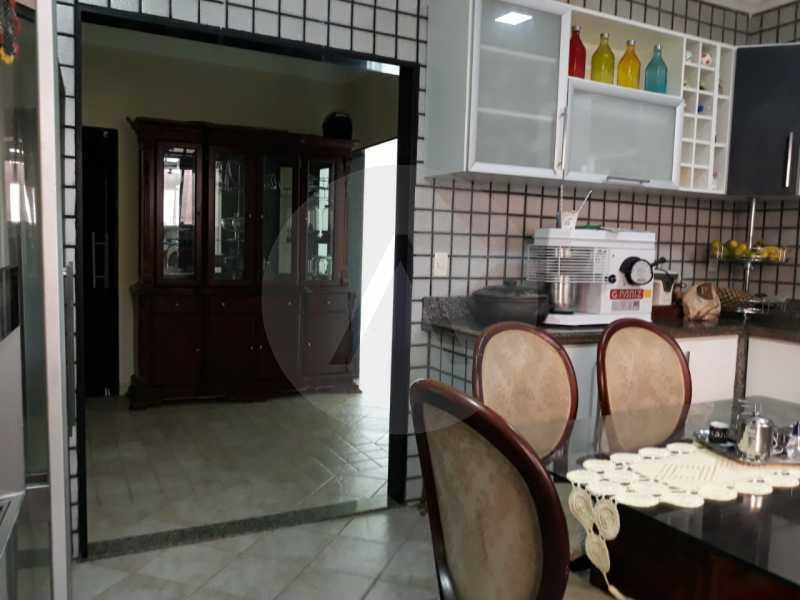 18 Casa Condomínio Itaipu. - Imobiliária Agate Imóveis vende belíssima casa em condomínio em Itaipu - Niterói. - HTCN30111 - 19