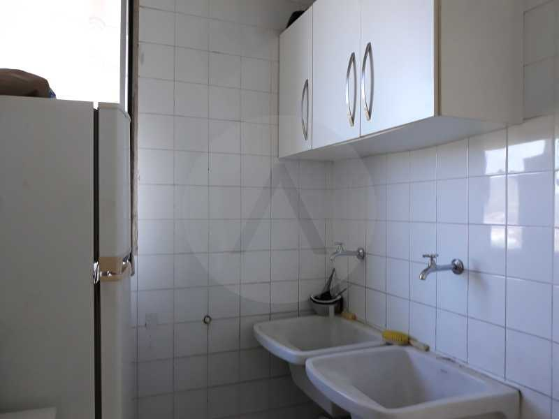 21 Casa Condomínio Itaipu. - Imobiliária Agate Imóveis vende belíssima casa em condomínio em Itaipu - Niterói. - HTCN30111 - 22