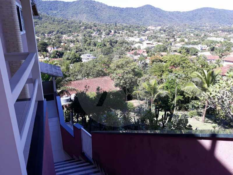 22 Casa Condomínio Itaipu. - Imobiliária Agate Imóveis vende belíssima casa em condomínio em Itaipu - Niterói. - HTCN30111 - 23