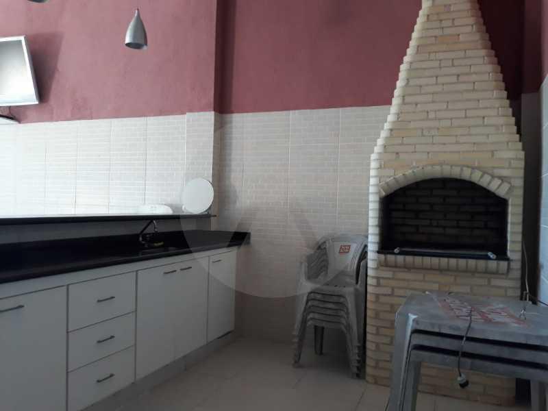 25 Casa Condomínio Itaipu. - Imobiliária Agate Imóveis vende belíssima casa em condomínio em Itaipu - Niterói. - HTCN30111 - 26