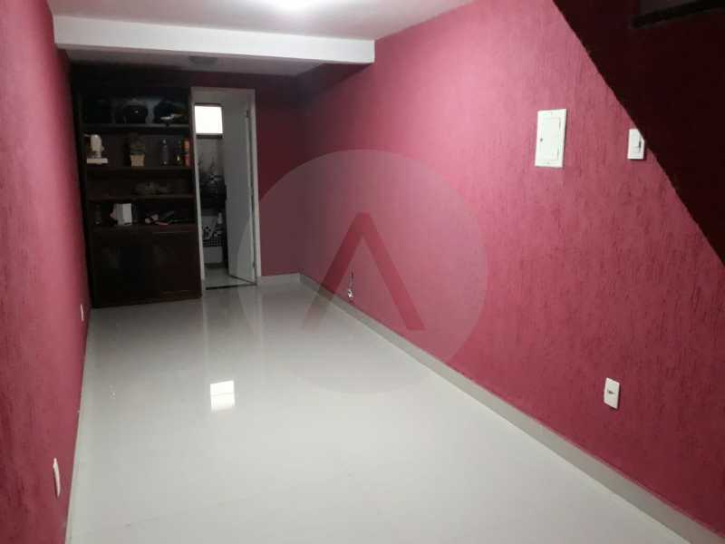 28 Casa Condomínio Itaipu. - Imobiliária Agate Imóveis vende belíssima casa em condomínio em Itaipu - Niterói. - HTCN30111 - 29