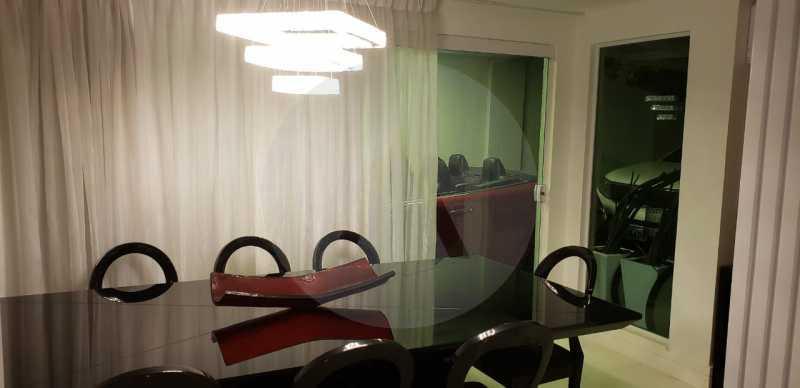 5 Casa Triplex Camboinhas. - Imobiliária Agatê Imóveis vende Magnífica Casa Triplex de 425 m² Camboinhas - Niterói. - HTCA40129 - 6
