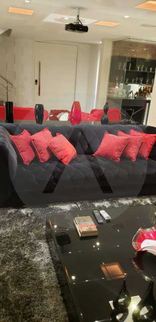 6 Casa Triplex Camboinhas. - Imobiliária Agatê Imóveis vende Magnífica Casa Triplex de 425 m² Camboinhas - Niterói. - HTCA40129 - 7