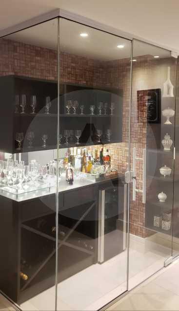 7 Casa Triplex Camboinhas. - Imobiliária Agatê Imóveis vende Magnífica Casa Triplex de 425 m² Camboinhas - Niterói. - HTCA40129 - 8