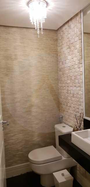 9 Casa Triplex Camboinhas. - Imobiliária Agatê Imóveis vende Magnífica Casa Triplex de 425 m² Camboinhas - Niterói. - HTCA40129 - 10