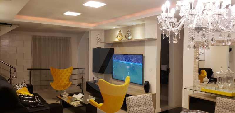 11 Casa Triplex Camboinhas. - Imobiliária Agatê Imóveis vende Magnífica Casa Triplex de 425 m² Camboinhas - Niterói. - HTCA40129 - 12