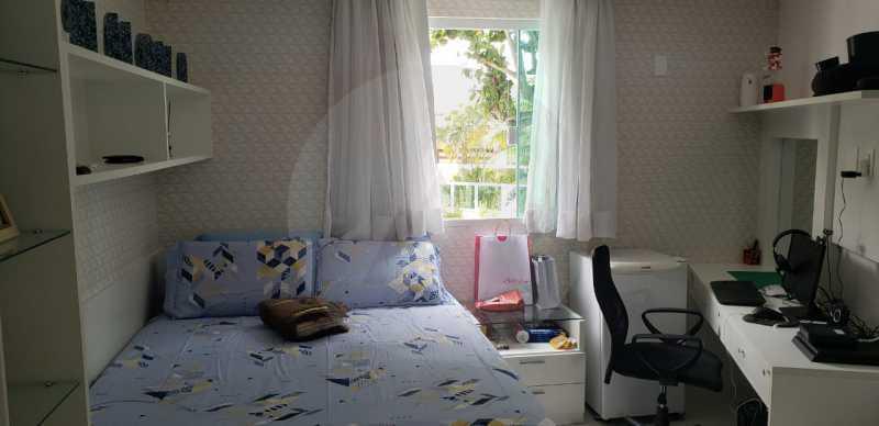 14 Casa Triplex Camboinhas. - Imobiliária Agatê Imóveis vende Magnífica Casa Triplex de 425 m² Camboinhas - Niterói. - HTCA40129 - 15