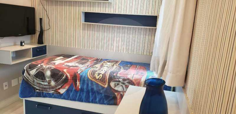 17 Casa Triplex Camboinhas. - Imobiliária Agatê Imóveis vende Magnífica Casa Triplex de 425 m² Camboinhas - Niterói. - HTCA40129 - 18