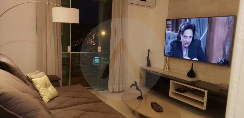 23 Casa Triplex Camboinhas. - Imobiliária Agatê Imóveis vende Magnífica Casa Triplex de 425 m² Camboinhas - Niterói. - HTCA40129 - 24