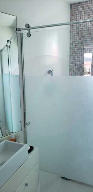 24 Casa Triplex Camboinhas. - Imobiliária Agatê Imóveis vende Magnífica Casa Triplex de 425 m² Camboinhas - Niterói. - HTCA40129 - 25
