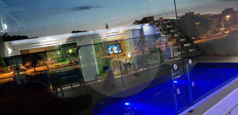 26 Casa Triplex Camboinhas. - Imobiliária Agatê Imóveis vende Magnífica Casa Triplex de 425 m² Camboinhas - Niterói. - HTCA40129 - 27