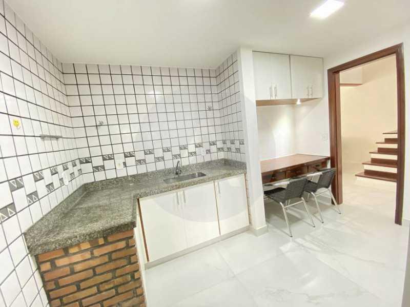 casa sandro camboinhas 07 - Agate imóveis vende grande oportunidade em Camboinhas - Niterói - HTCA30263 - 8