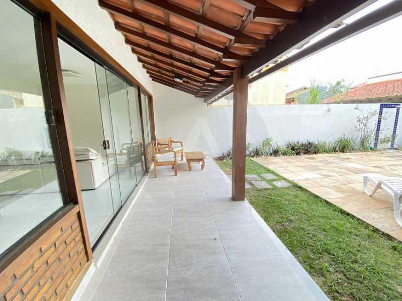 casa sandro camboinhas 22 - Agate imóveis vende grande oportunidade em Camboinhas - Niterói - HTCA30263 - 20