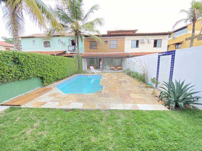 casa sandro camboinhas 28 - Agate imóveis vende grande oportunidade em Camboinhas - Niterói - HTCA30263 - 26