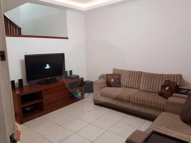 condominio alvo 02 - Agate Imóveis vende casa em condominio Itaipu - Niterói - HTCN30114 - 4
