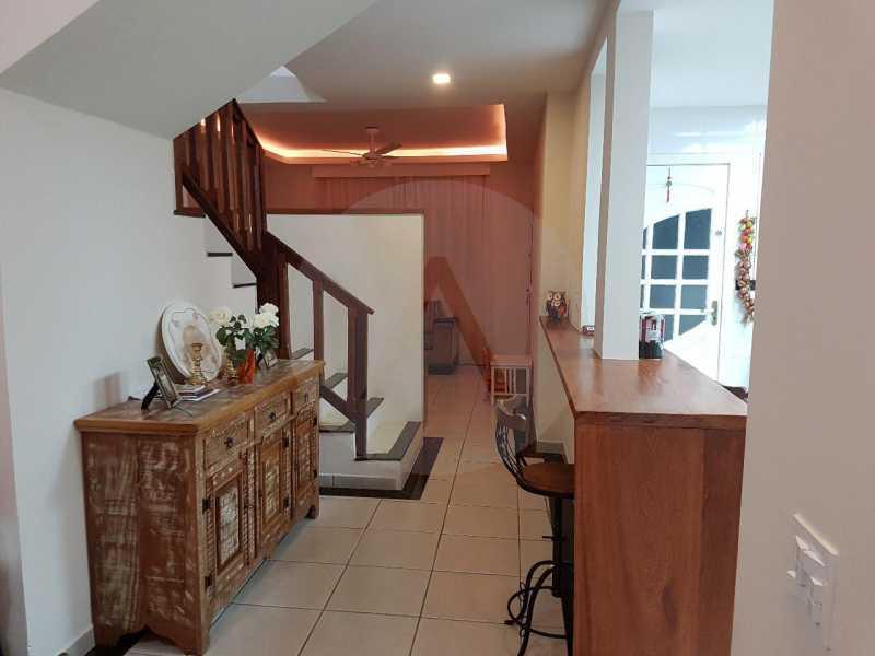 condominio alvo 07 - Agate Imóveis vende casa em condominio Itaipu - Niterói - HTCN30114 - 3