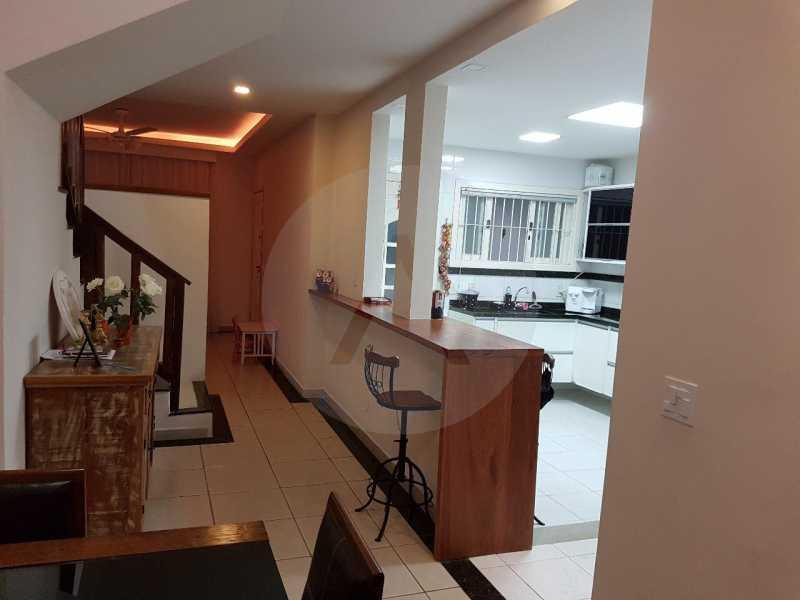 condominio alvo 14 - Agate Imóveis vende casa em condominio Itaipu - Niterói - HTCN30114 - 1
