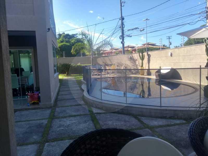 2 Casa Alto Padrão Camboinhas - Agate imóveis vende casa alto padrão em Camboinhas - Niterói. - HTCA30264 - 3