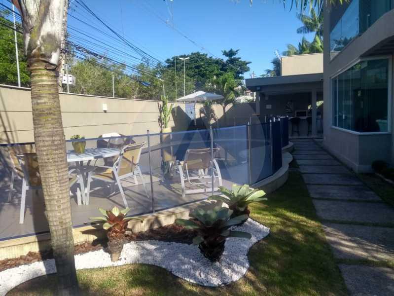 3 Casa Alto Padrão Camboinhas - Agate imóveis vende casa alto padrão em Camboinhas - Niterói. - HTCA30264 - 4