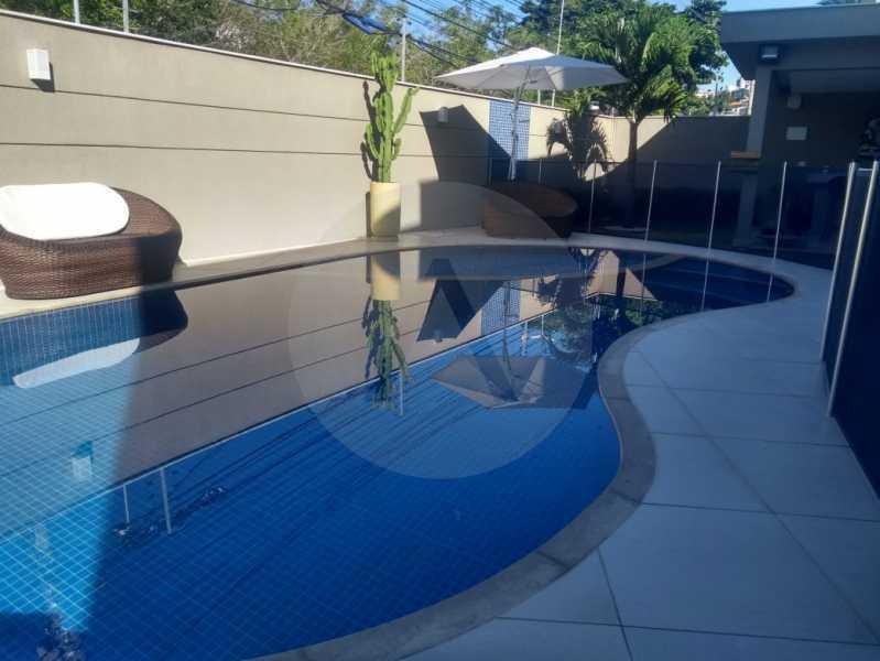 6 Casa Alto Padrão Camboinhas - Agate imóveis vende casa alto padrão em Camboinhas - Niterói. - HTCA30264 - 7
