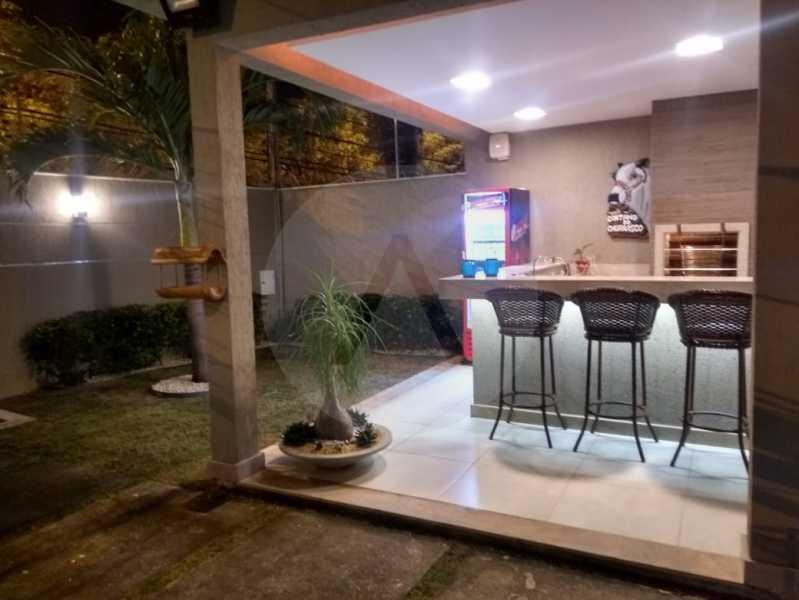 9 Casa Alto Padrão Camboinhas - Agate imóveis vende casa alto padrão em Camboinhas - Niterói. - HTCA30264 - 10