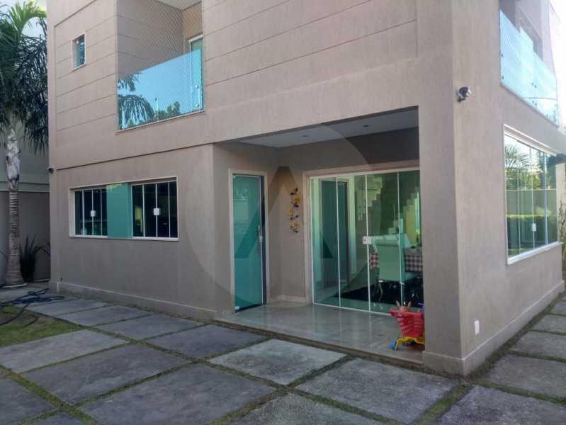 12 Casa Alto Padrão Camboinha - Agate imóveis vende casa alto padrão em Camboinhas - Niterói. - HTCA30264 - 13