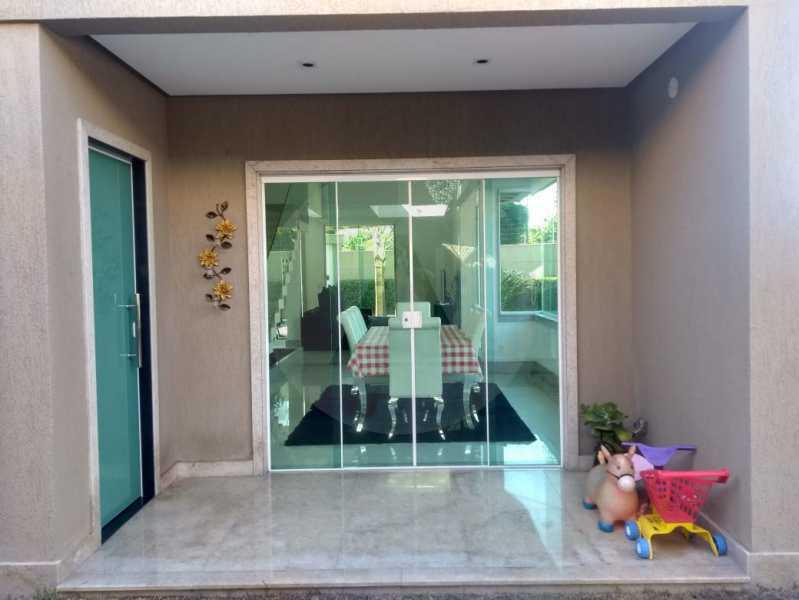 13 Casa Alto Padrão Camboinha - Agate imóveis vende casa alto padrão em Camboinhas - Niterói. - HTCA30264 - 14
