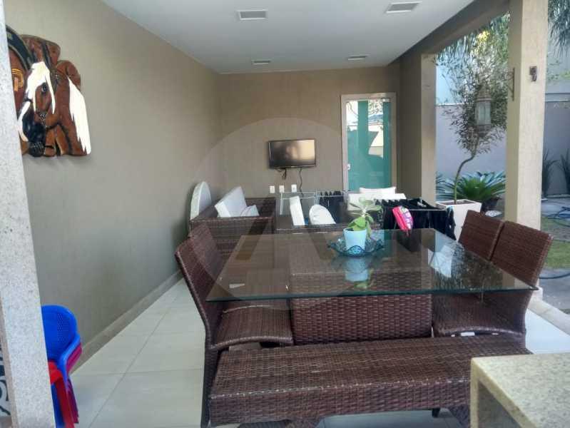 14 Casa Alto Padrão Camboinha - Agate imóveis vende casa alto padrão em Camboinhas - Niterói. - HTCA30264 - 15