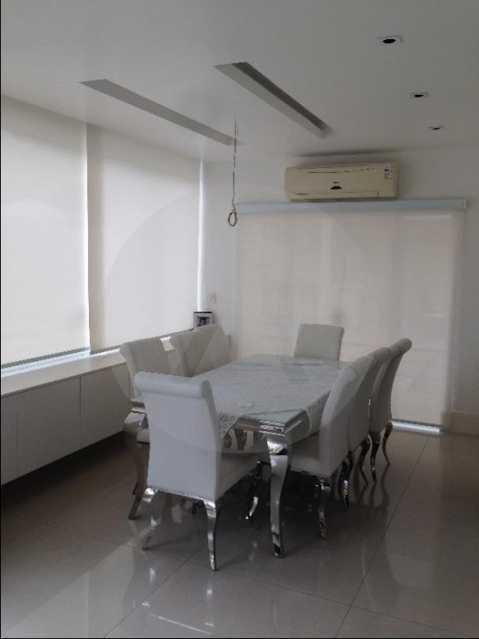 16 Casa Alto Padrão Camboinha - Agate imóveis vende casa alto padrão em Camboinhas - Niterói. - HTCA30264 - 17