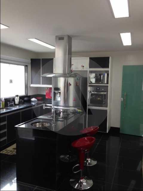 17 Casa Alto Padrão Camboinha - Agate imóveis vende casa alto padrão em Camboinhas - Niterói. - HTCA30264 - 18