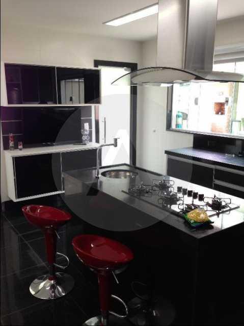 18 Casa Alto Padrão Camboinha - Agate imóveis vende casa alto padrão em Camboinhas - Niterói. - HTCA30264 - 19