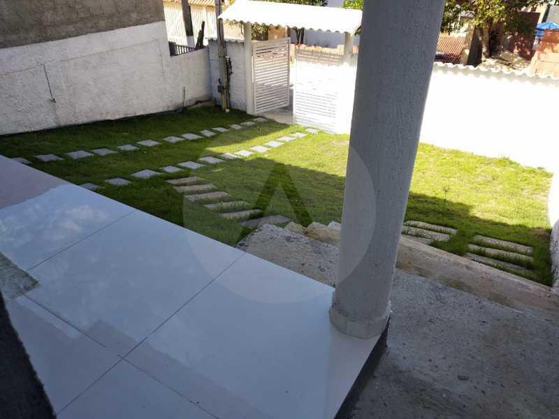Casa Condomínio  - Imobiliária Agatê Imóveis vende Casa em Condomínio de 61 m² Várzea das Moças - Niterói. - HTCN20051 - 7
