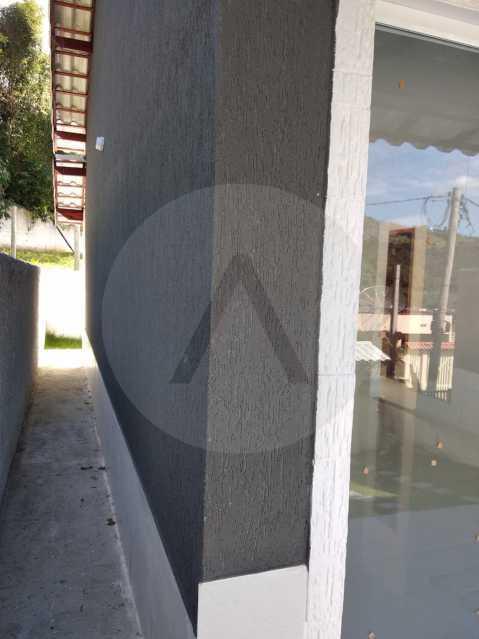 Casa Condomínio  - Imobiliária Agatê Imóveis vende Casa em Condomínio de 61 m² Várzea das Moças - Niterói. - HTCN20051 - 25