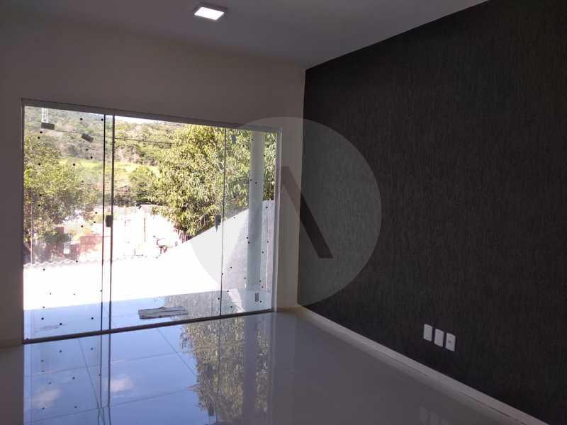 Casa Condomínio  - Imobiliária Agatê Imóveis vende Casa em Condomínio de 61 m² Várzea das Moças - Niterói. - HTCN20051 - 9