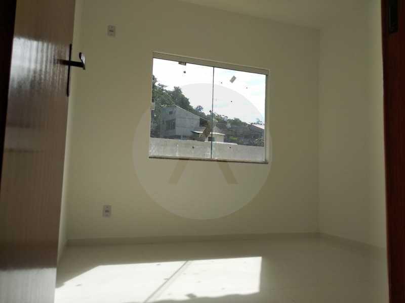 Casa Condomínio  - Imobiliária Agatê Imóveis vende Casa em Condomínio de 61 m² Várzea das Moças - Niterói. - HTCN20051 - 22