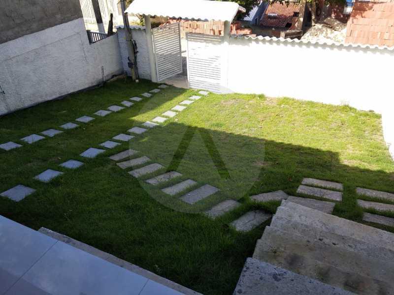 Casa Condomínio  - Imobiliária Agatê Imóveis vende Casa em Condomínio de 61 m² Várzea das Moças - Niterói. - HTCN20051 - 8