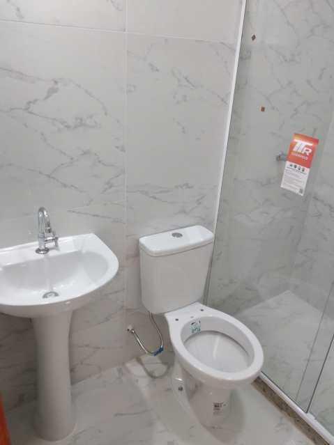 Casa Condomínio  - Imobiliária Agatê Imóveis vende Casa em Condomínio de 61 m² Várzea das Moças - Niterói. - HTCN20051 - 18