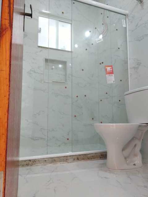 Casa Condomínio  - Imobiliária Agatê Imóveis vende Casa em Condomínio de 61 m² Várzea das Moças - Niterói. - HTCN20051 - 24