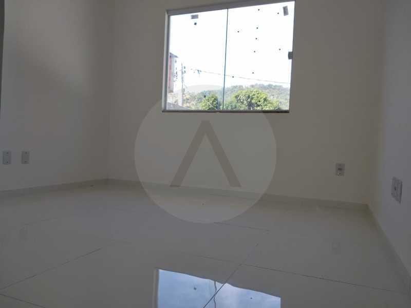 Casa Condomínio  - Imobiliária Agatê Imóveis vende Casa em Condomínio de 61 m² Várzea das Moças - Niterói. - HTCN20051 - 16