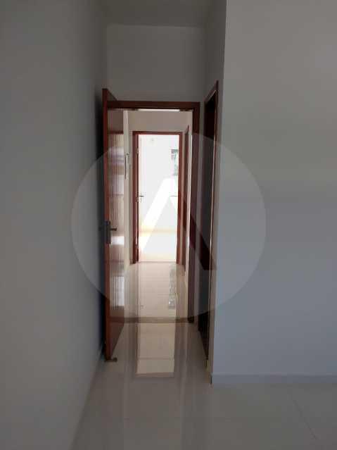 Casa Condomínio  - Imobiliária Agatê Imóveis vende Casa em Condomínio de 61 m² Várzea das Moças - Niterói. - HTCN20051 - 14