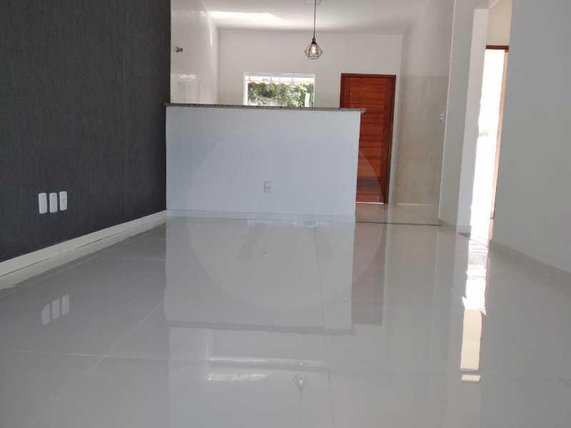 Casa Condomínio  - Imobiliária Agatê Imóveis vende Casa em Condomínio de 61 m² Várzea das Moças - Niterói. - HTCN20051 - 10